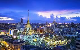 タイバンコクの交通事情とおすすめ交通手段!