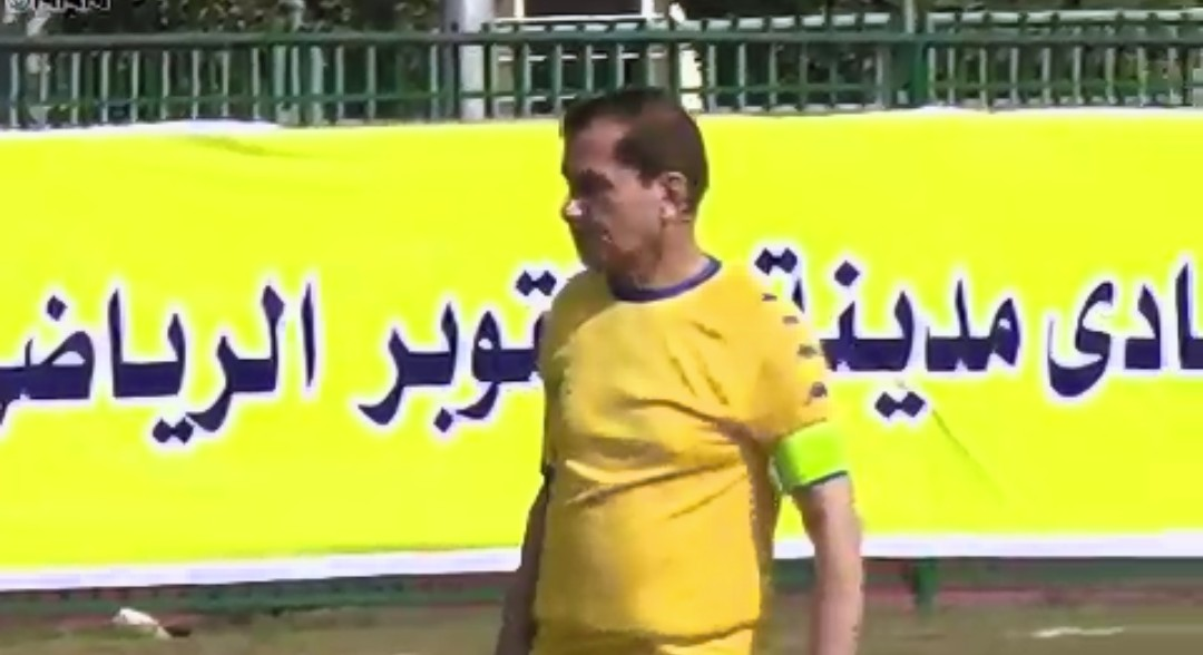 エジディン・バハーデル(史上最高齢74歳プロサッカー選手)年俸やwikiプロフィール!【エジプト】