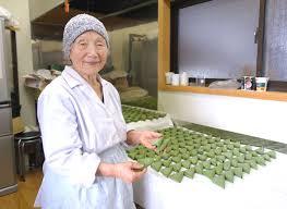 桑田ミサオwiki経歴!笹餅の通販お取り寄せは?店の場所や本は?【プロフェッショナル】